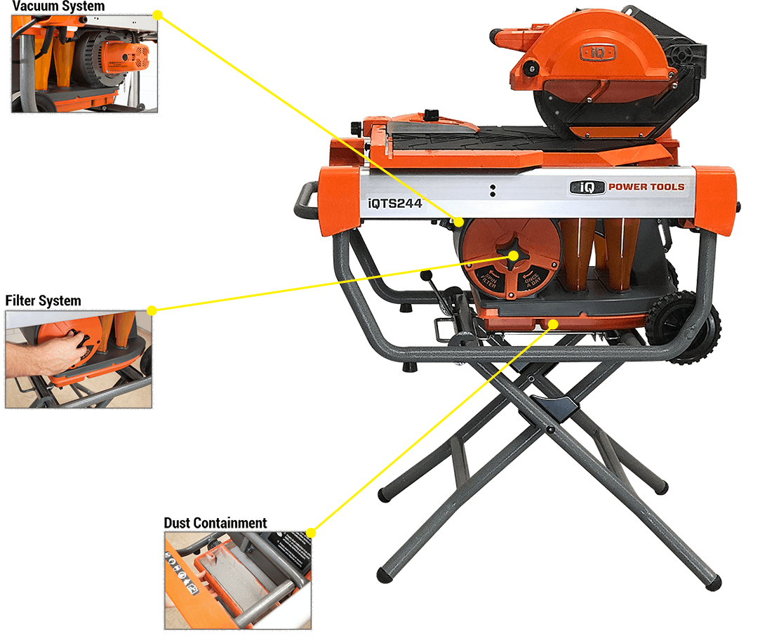 best dry cut tile saw