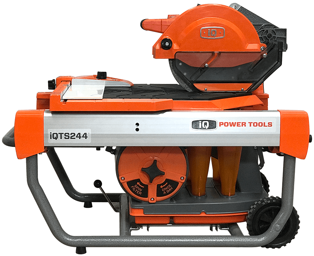waterless tile saw